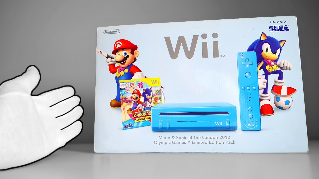 The Nintendo Wii Unboxing - Good gaming experience in 2021?