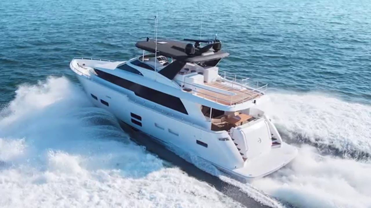 The All-New Hatteras 70 Motor Yacht Will Wow You