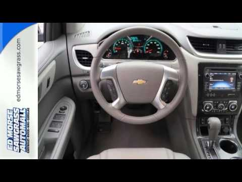 Certified 2015 Chevrolet Traverse Sunrise FL Miami, FL #GW2397 - SOLD