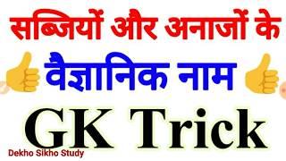 ssc cgl scientific name