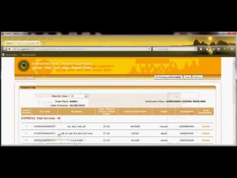 Must watch - How to do Bus ticket booking