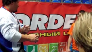 Сертификация Чемпионат России 2013