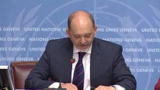 UN warns Iraqi civilians lack access to safety in Tal Afar district