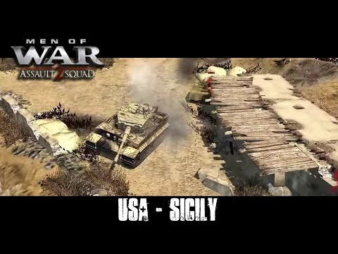 MoW:AS2 Co-op - Sicily