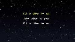 Yaaron - KK (Karaoke Version)