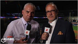 Nationals campeón de la Serie Mundial. Ernesto Jerez y Luis Alfredo Álvarez | ESPN Beisbol