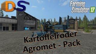 """[""""Farming Simulator 17"""", """"fs17"""", """"ls17"""", """"Landwirtschaft"""", """"agromet"""", """"Kartoffel"""", """"Kartoffelroder"""", """"Kartoffelernte"""", """"Ernte""""]"""