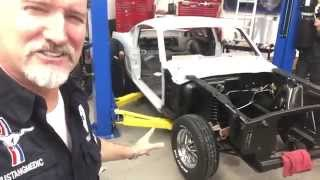 BF Goodrich Tires Kasper's 1965 2+2 Ford Mustang Fastback - Day 72 - Part 2
