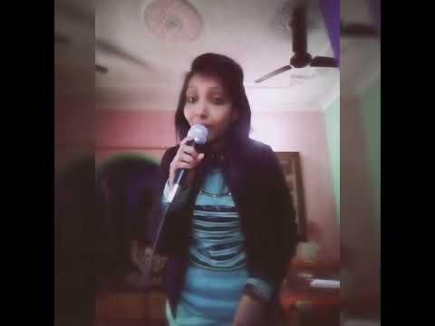 Tujhse naraz nahi Zindagi song lata ji...by arti saklani