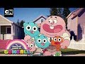 What if The Amazing World Of Gumball was an anime Animation Breakdown
