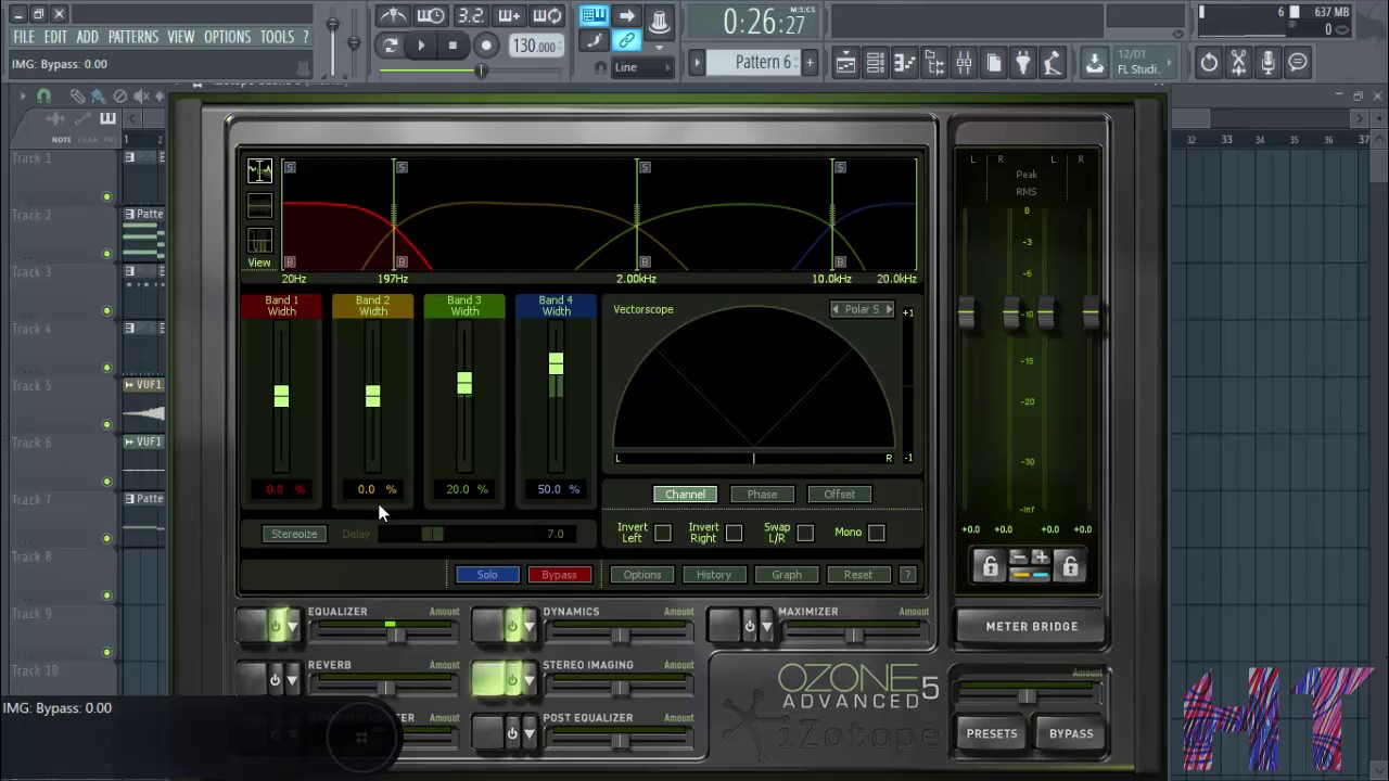 download izotope ozone 5 fl studio 12