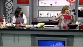 برنامج المطبخ – مكرونة بولونيز بالخضار المخفية – الشيف آيه حسني – Al-matbkh