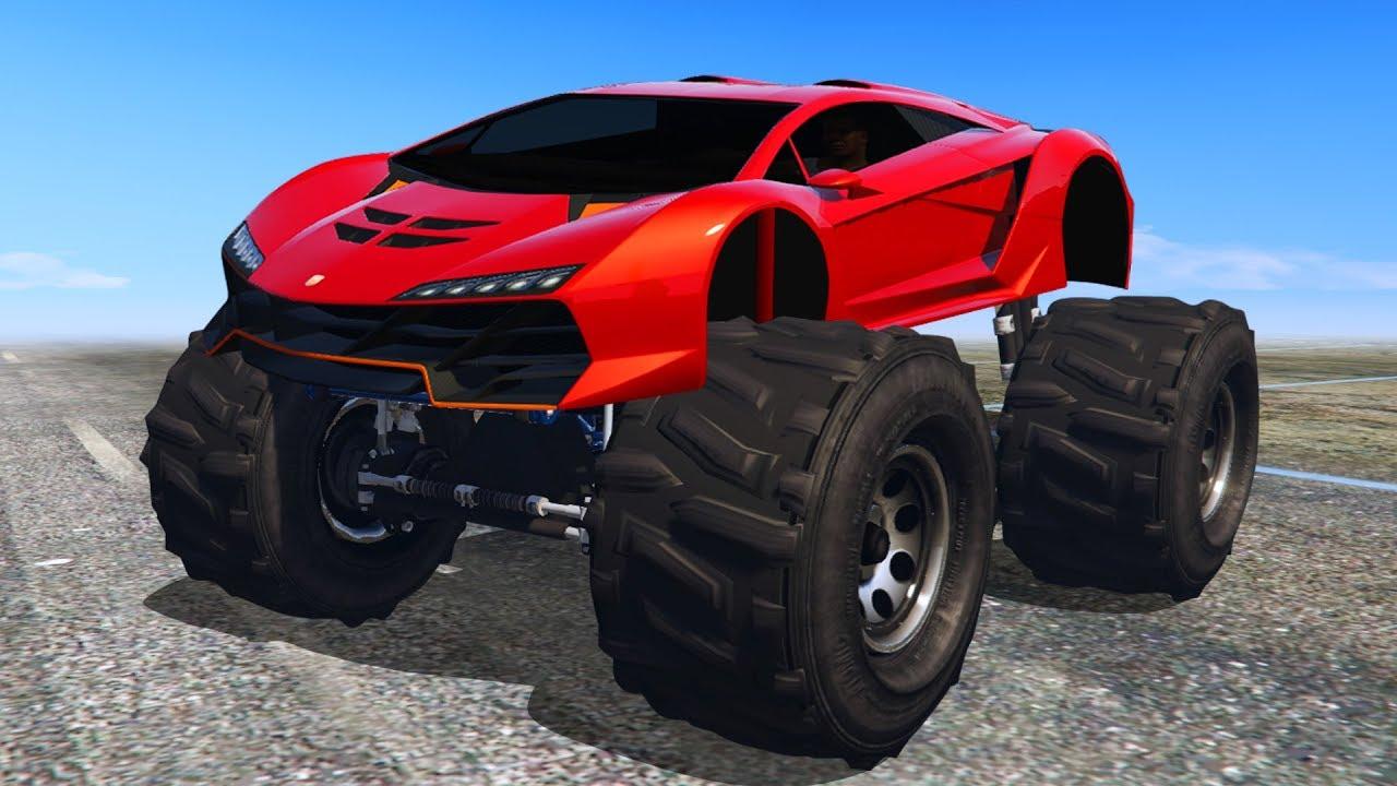 Monster Trucks Online