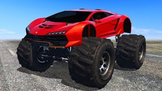 THE SECRET MONSTER TRUCK SUPERCAR! (GTA 5 Online)