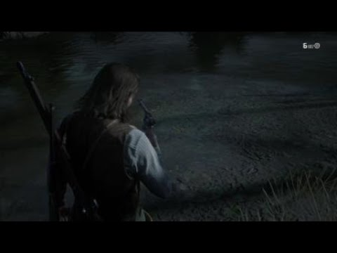 Red Dead Redemption 2 poopen horse