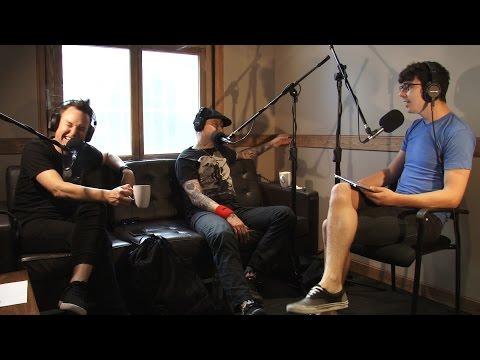 Matt and Mark From Blink-182 Chat To Matt Richardson!