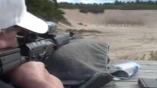 2 Dragunov rifles, SVD vs Tiger @ 200 yards (183 meters)