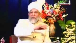 Ahmadiyya Khalifa reply to Anti Ahmadiyya Allegations 2/6