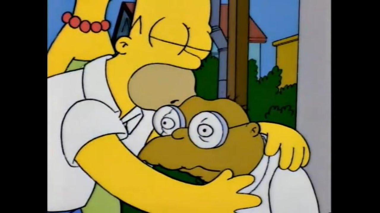 Simpson Archivos Las Perturbadoras Y Tristes Teorías Atrás Del Hombre Topo Youtube