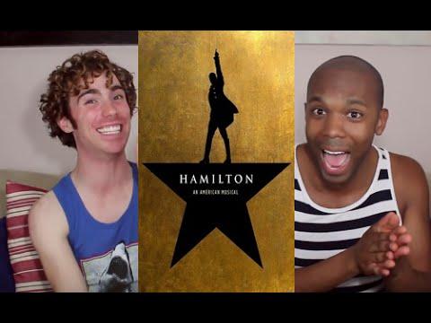 Broadway's HAMILTON by Lin-Manuel Miranda - Cast Recording Review!
