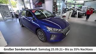 Bis 35% Nachlass • Großer Sonderverkauf 25  September 2021 bei Autohaus Schumann