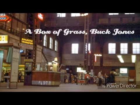 A Box of Grass - Buck Jones