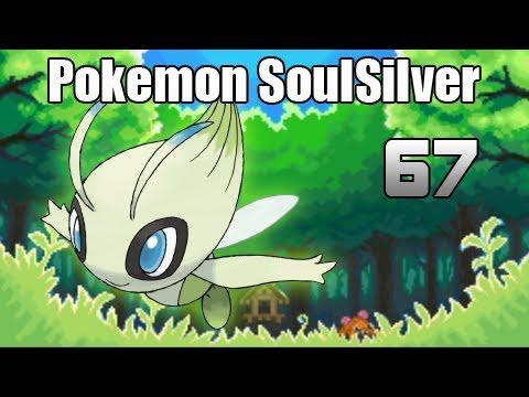 Pokémon HeartGold/SoulSilver - Episode 67 [Celebi Event + AR Code]
