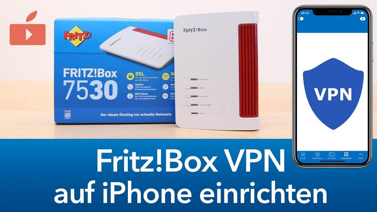 Iphone Vpn Fritzbox