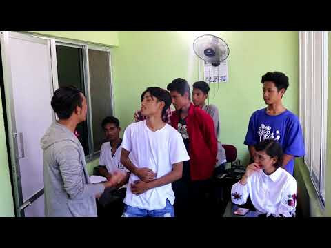SCHOOL LIFE VS COLLEGE LIFE !! WTF PRODUCTION !! NEPALI SHORT COMEDY VINES VIDEO