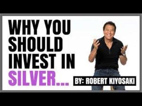 Robert Kiyosaki: Silver Is The Biggest Sleeper of Them All