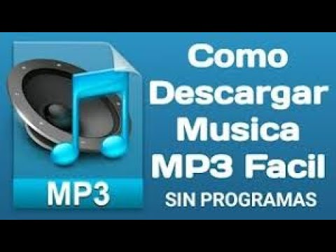 COMO DESCARGAR MÚSICA Mp3  DE YOUTUBE 2019