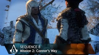 Assassin's Creed: Liberation - Mission 2: Connor's Way - Sequence 8 [100% Sync]