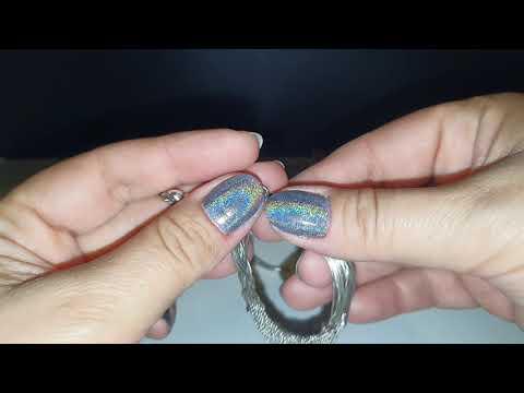 Мои серебряные браслеты. Часть 1-я. ( видео по запросу )