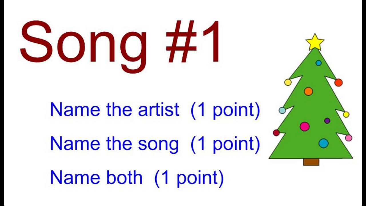 Christmas Song Trivia - YouTube