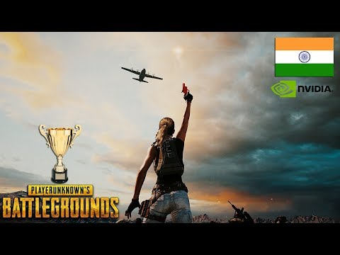 PUBG India Invitational Tournament Live By NVIDIA [1 Match] • PUBG Tournament Live Stream