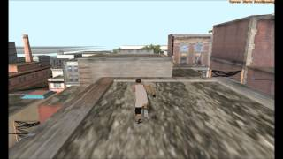 GTA San Andreas Parkour and Freerunning Mod 2013  Full HD