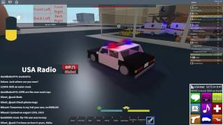 Roblox [NUSA] Las Vegas Police Patrol Day 9 - Im Back! and Federal Officers Break Law!