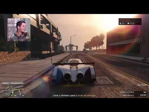 Grand Theft Auto 5 online vou ganhar milhões hoje para a nova DLC