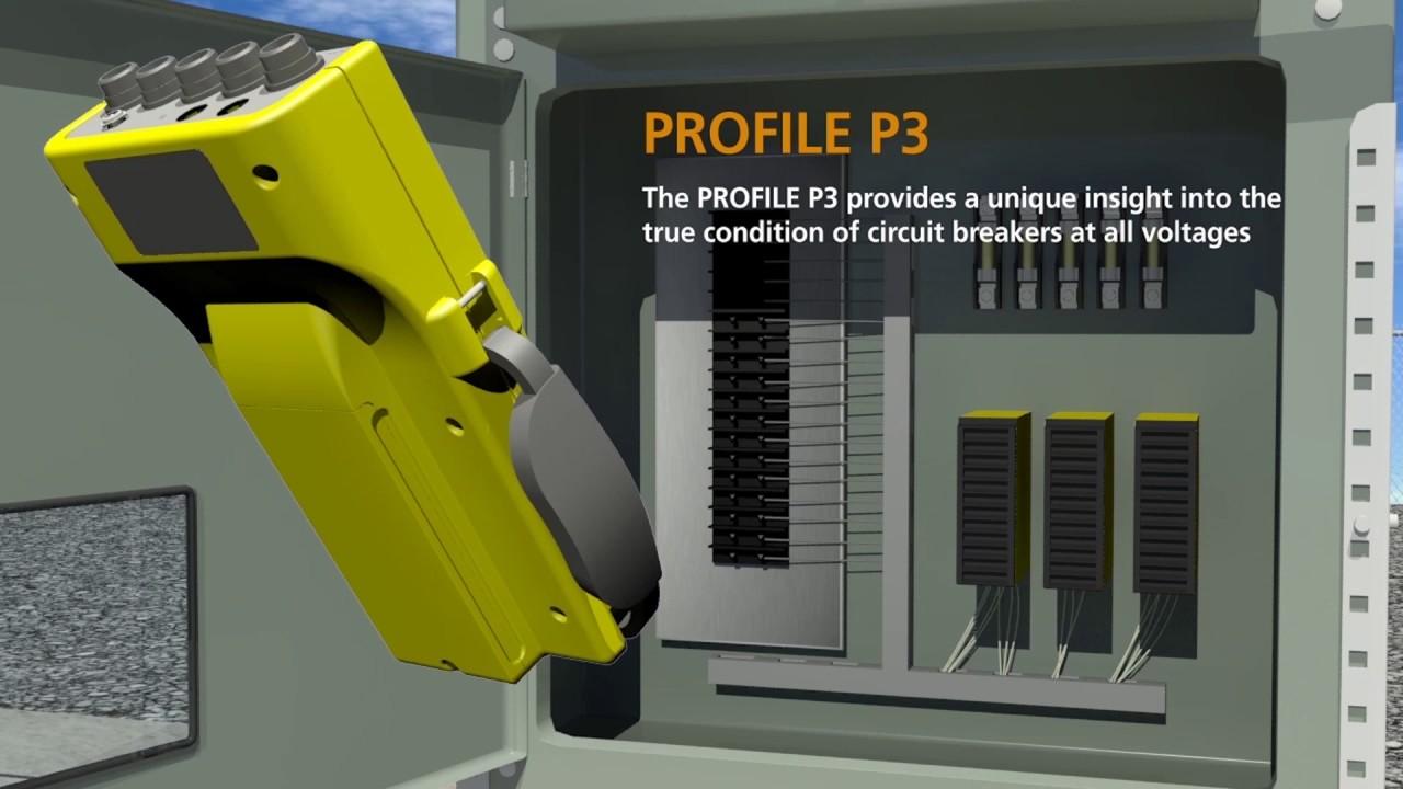 Profile P3 Circuit Breaker Analyser Youtube Timer Interface Units