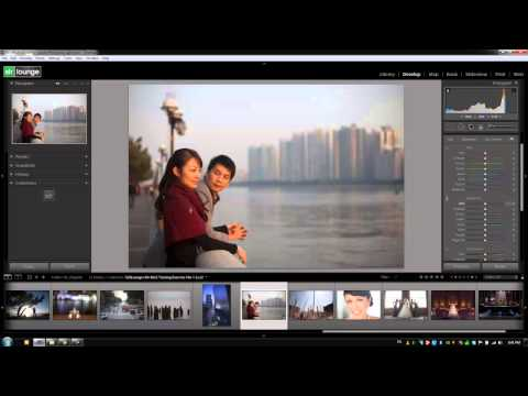 Understanding Each Section in the HSL/Color/B&W Panel - From the Lightroom 4 A to Z Workshop on DVD
