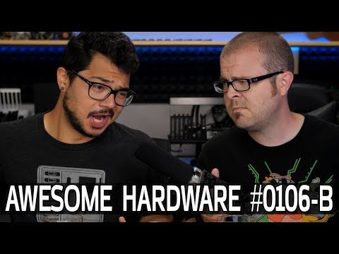 Awesome Hardware #0106-B: AMD Threadripper & Epyc, Vega Frontier Edition, NVIDIA GT 1030