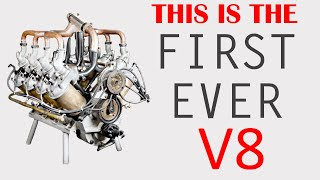 Do you know WHO INVENTED THE V8 ENGINE?