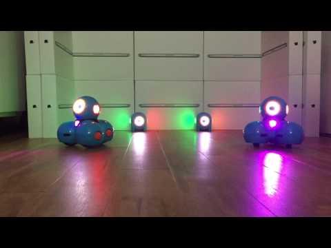 Light It Up! Dash & Dot Music Video