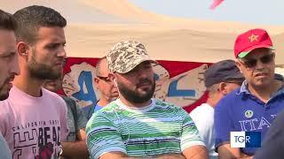 Bevilacqua (VR) - Lavoratori in assemblea permanente e sciopero alla Veco SpA