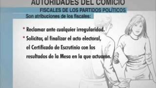 Video de capacitación de autoridades de mesa Parte 1.avi