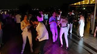 Aylin Tayfur ve Kuban Turan  - Salsa Social Dance