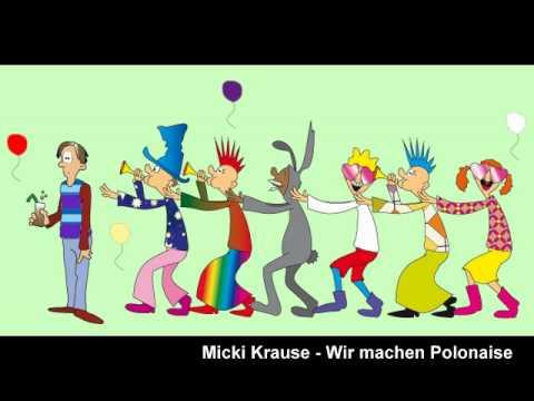 Micki Krause - Wir machen Polonaise