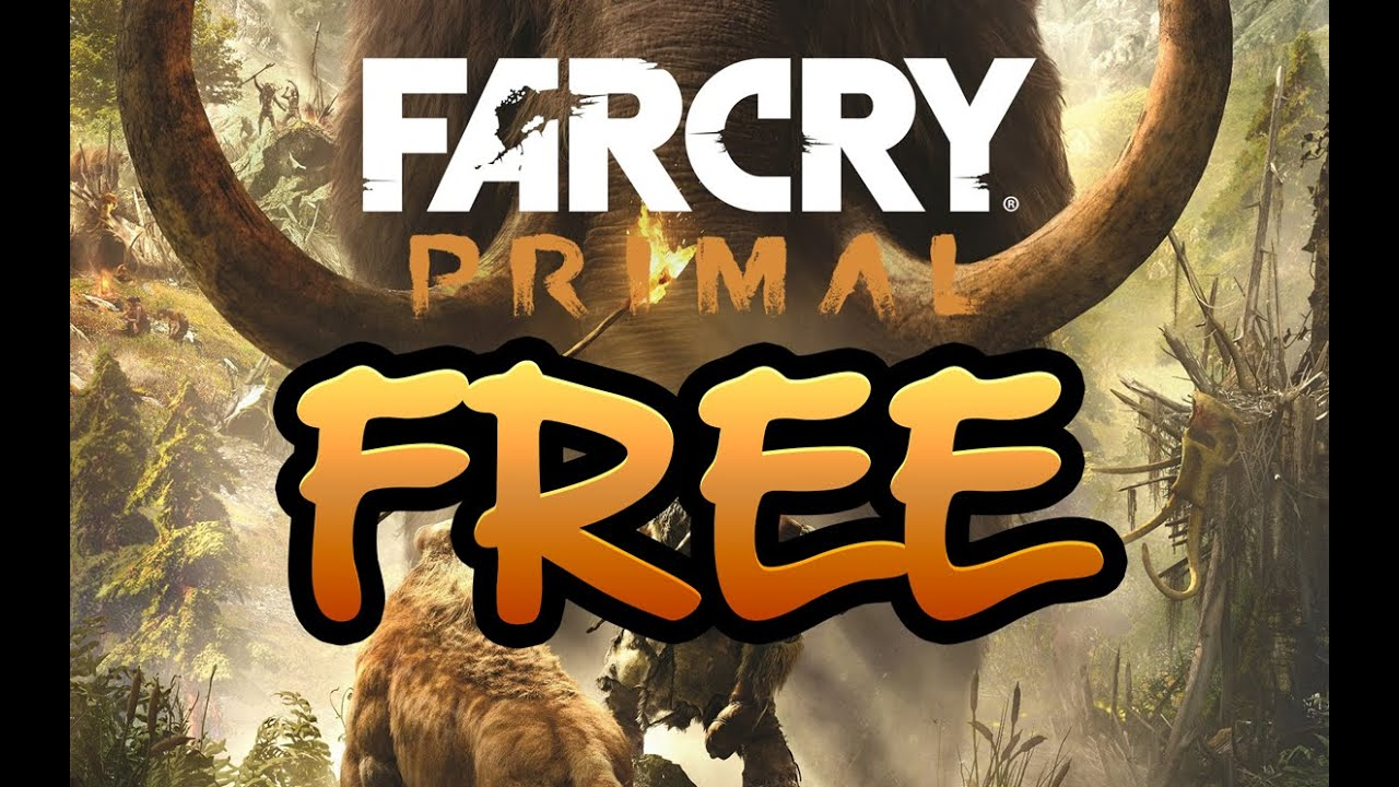 far cry primal free download xbox one