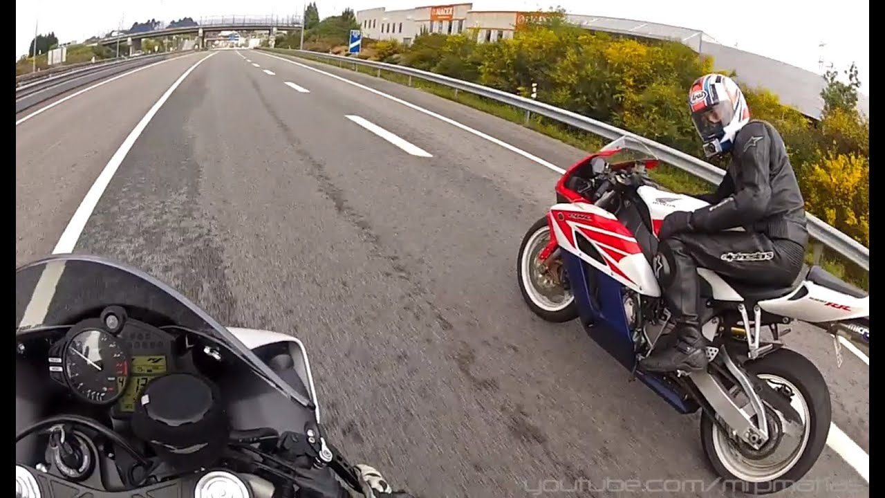 R1 Crossplane ride after flashed ECU (Race tune)