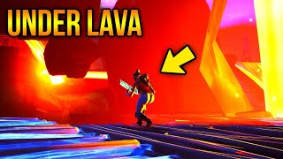 How To Get Under The Map In Public Matches In Fortnite (New) Fortnite Glitches Saison 8 PS4/Xbox one